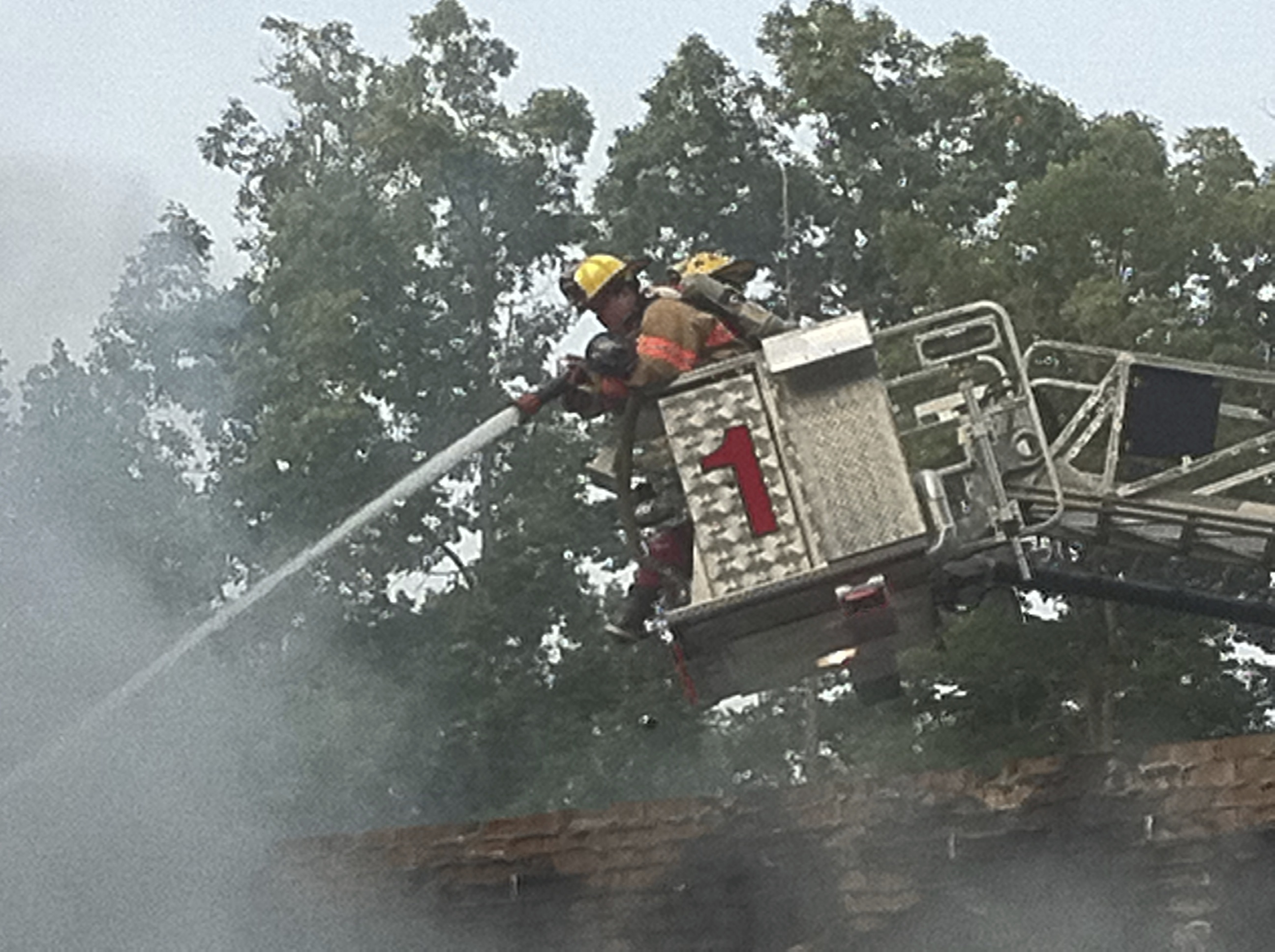 ladder discharge